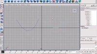 Maya中文基础视频教程2.对接曲线