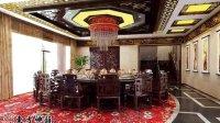 南京中式别墅装修效果图-东方神韵中式设计