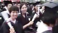 [拍客]史上最牛高校校长!!!福建师范大学毕业典礼上校长献唱《爱拼才会赢》