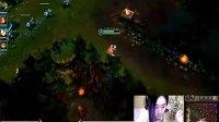 lol美女玩家玩暴韩国服务器迅雷下载