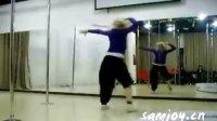 E.酒吧性感钢管舞视频-04