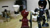 【高科技】想要个能为你泡咖啡的机械女仆么?