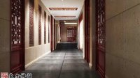 南京中式别墅装修设计效果图-东方神韵中式设计