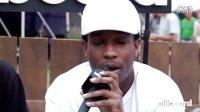 2013美国Bonnaroo音乐节 A$AP Mob 回答记者提问