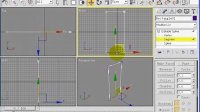 3dmax室内设计教程-房门的制作-第一节