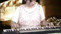 电子琴  浪子的心情vs爱拼才会赢
