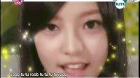 可爱女生KARA - Goodday Season 2中韩双字MV!很是可爱!