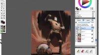 CG插画游戏角色绘制教程3