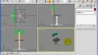 3dmax视频教程3dmax教程下载-电脑椅的设计-4