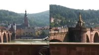 Summer in Heidelberg(左右格式 3D)