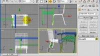 3dmax视频教程3dmax教程下载-餐桌的设计-4