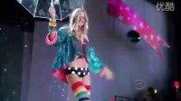 【高清台】Katy Perry为2010维多利亚的秘密内衣秀作嘉宾演唱