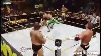 WWE NXT 2010年8月11号《中文字幕》