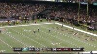 NFL2013赛季 常规赛第4周 新奥尔良圣徒 VS 迈阿密海豚
