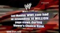 Cena率RAW众巨星驱逐NXT新秀 WWE 2010年6月15日