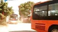 南澳县开通环岛公交车线路