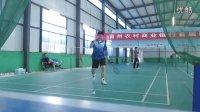 视频: 输了球断了拍—青州羽毛球馆QQ群:148968574