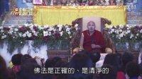 噶瑪巴弘法薈萃066(中文開示)_ 修自己的心 行為上運用
