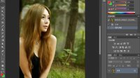 [PS]58﹑Adobe Photoshop CS6 羽化 软化选区的边!