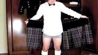 怎么样穿苏格兰男装