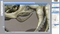 3DMax大型游戏设计教程