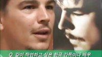 10月韩国上映《伴雨行》乔什·哈奈特专访