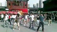 向MJ致敬-天津快闪纪念活动 古文化街站