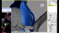 3dmax动画视频教程—恶魔猎手伊利丹10