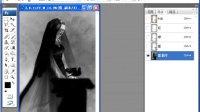 [PS]3.3 为婚纱照片置换背景 【Photoshop视频教程】