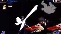 拳皇10周年纪念版—古娜的无敌打法