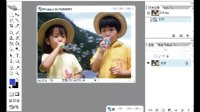 [PS]Photoshop 经典效果1000例-16.为衣服上色.avii