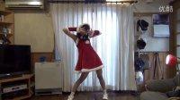 视频: 【サンタコス】galaxias!踊ってみた【なあ坊豆腐那奈】