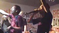 小熊饼干乐队09巡演西安站