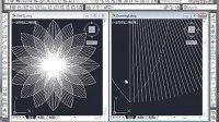 cad2014基础视频教程 第16课:百合花绘制  高清