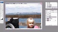 PS數碼照片處理技法-清除照片中多餘人物