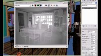 5.2 创建餐厅的基本光效室内设计完全自学教程3DMAX