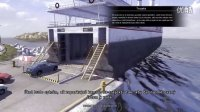 斯堪尼亚重型卡车驾驶模拟游戏测试片