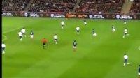 2010国家足球友谊赛 英格兰VS法国 上半场