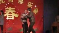山西省襄汾县沙女村元宵节正月十四文艺演出(2)
