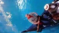 视频: 澳门威尼斯人娱乐城室内运河街景