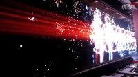 MVI_0580buuu大唐不夜城秦汉唐国际文化商业广场超3000平米亚洲室内最大LED天幕显示屏