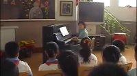 小学四年级音乐优质课视频《堆雪人》_苏老师