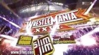 WWE 2010 年度PPV  WM26《狂热摔跤》CD2《中文字幕》