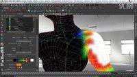 Autodesk Maya 2011 新功能:加速的蒙皮工作流程