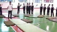 技巧组合_初二体育优质课