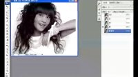 [PS]Photoshop经典效果246人物头发抠图