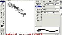 PS视频教程画笔散布PS基础 PS合成 ps下载 PS磨皮PS转手绘