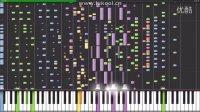 Synthesia piano - 死亡华尔兹