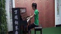 运城万瑞钢琴教室   王一旋同学  (海顿F大调凑鸣曲第二乐章)