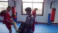 南阳战神传说·国际搏击俱乐部女子防身术